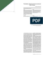 Proximidades y distancias entre las narrativas de Walsh y Borgesvpor Mauro Bertone Crippa