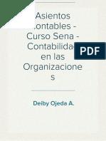 Taller Actividad 2 Analizando Las Cuentas T - Contabilidad en Las Organizaciones Sena