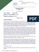 Paraffin-people vs. Canjumocan, g.r. No. 155023, May 28, 2004