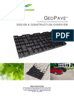 GeoPave Design and Construction Overview