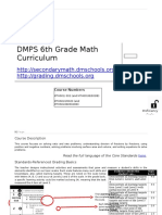 6th grade math curriculum and pacing guide 16-17