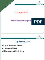 Espanhol Material Aula 05 Basico2