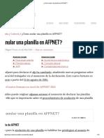 ¿Cómo anular una planilla en AFPNET_.pdf