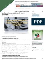 ¿Cómo calcular el Impuesto a la Renta de Cuarta y_o Quinta Categoría y Rentas de Fuente Extranjera_ _ Tributación.pdf
