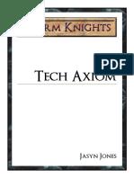 Storm Knights Tech Axiom
