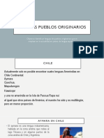 Lenguas Pueblos Originarios