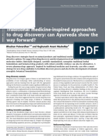2009_Patwardhan_Traditional-medicine-inspired-approaches-to-drug-discovery-can-Ayurveda-show-the-way-forward-.pdf