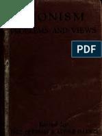 (1916) Zionism