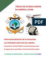 Plan Estratégico de Estados Unidos Para América Latina