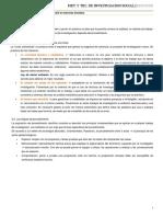 Resumen Metodos de Investigacion Social