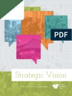 City of Kalamazoo Strategic Vision Update
