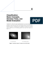 classificacion basic conceps decisions trees and model evolution chapther 4