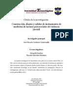 Investigación. Conastrucción y validez de instrumentos de violencia juvenil 2012.pdf