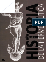 Ferraris, Maurizio - Historia de La Hermenéutica