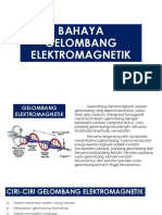 BAHAYA ELEKTROMAGNETIK