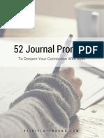 52 Reiki Journal Prompts ReikiPlayground (1)