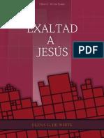Exaltad a Jesús