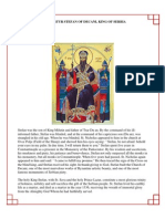 38 - The Holy Martyr Stefan of Decani