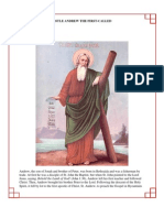 44 - The Holy Apostle Andrew the First-Called