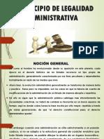 principio de legalidad art 16 constitucional