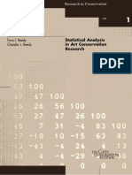 Reedy&Reedy - Statistical Analysis in Art Conservation Research.pdf