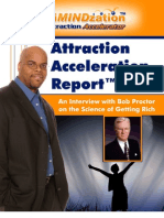 Attraction Acceleration