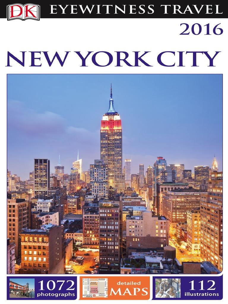 big sale 4b32e 29319 New York City-DK Eyewitness Travel Guide-P2P.pdf   New York City   Hotel  And Accommodation
