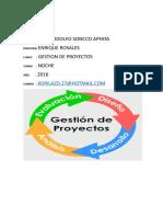 2da Tarea Domicialiria de Gestion de Proyectos