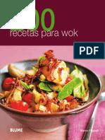 200+recetas+wok