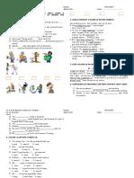 Examen Modal Verbs Fila b Segunda Verbsion