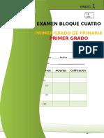 Examen 1 Grado Bloque 4