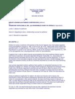 6. Makati Leasing and Finance Corp. vs. Wearever Textile Mills, Inc. 122 Scra 296