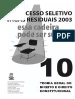 Prova 2003