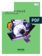 Rotary Valve Table Design