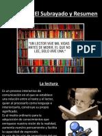 5.Lectura, Subrrayado y Resumen.pptx