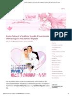 Naoko Takeuchi y Yoshihiro Togashi_ El Matrimonio Entre Mangakas Más Famoso de Japón _ Geek Girl Views