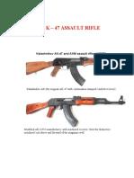 Ak 47 Technical Manual