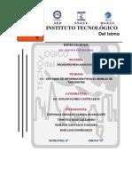 3.3 Sistemas de Información Para El Manejo de Targentins (1)