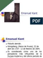Inmanuel Kant (Definitivo)