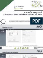 SIAE - Technician GUI (Peru Configuration)_SP_SG