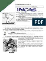INCAS 1
