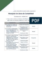 Actividad Unidad 01 Manejador de Libros de contabilidad
