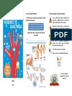 Lavagem das mãos/infecção hospitalar