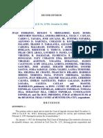 Hernandez et. al. vs CA