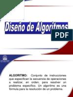 Algoritmo Unidad I