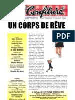 Dossier Un corps de rêve - Cie Confiture saison 2010-11