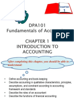 2017-Chapter 1 Introduction to Accounting