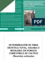 Determinación de Fibra