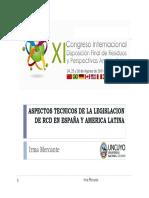 Congreso internacional residuos solidos pereira 2011