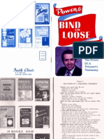 The Power to Bind and Loose by W. V. Grant, Jr.